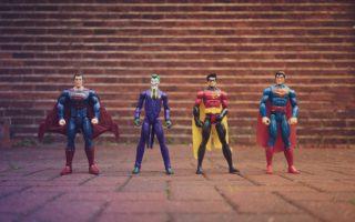 les meilleurs jeux vidéos avec superhéros